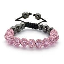 shamballa bead bracelet images Baby pink ion shamballa 11 beads ion shamballa bracelets ion jpg
