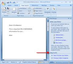 office 2013 mail merge executing a mail merge with janusseal for outlook janusnet