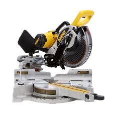 Cutting Laminate Flooring With Miter Saw Dewalt 10 In 254 Mm Blade Double Bevel Sliding Compound Miter