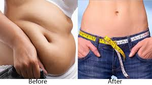 get rid of belly thigh arm and back fat with baking soda hfs tips