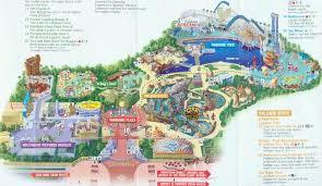 map of california adventure ºoº california adventure map attractions ºoº the dis disney