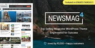 professional premium wordpress blog news u0026 magazine theme amara