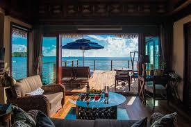 palau pacific resort water bungalow ocean enterprises travel