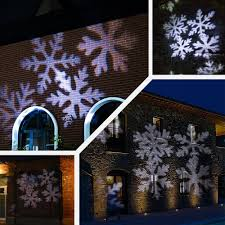 Light Flurries Snowflake Projector Review by Gaxmi Snowflakes Christmas Light Dreamlike Snow Projector Led