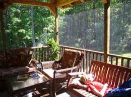 Mosquito Curtains For Porch Patio Mosquito Curtains One Room Challenge Aquahaus Exle