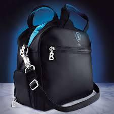 bag with light inside bogner bag with led light inside ubergizmo