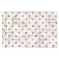 gold polka dot tissue paper white marble gold polka dot tissue paper