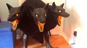 spirit halloween cerberus youtube