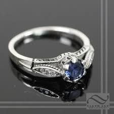 vintage and antique engagement rings custommade com