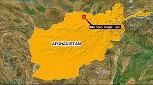 Bagram Air Base Map Afghanistan Facilities Afghanistan Maps Perrycastañeda Map