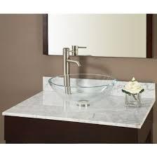 31 x 22 vanity top for vessel sink mavt310wt 31 inch vanity top for vessel sink with backspalsh white