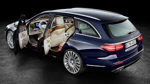 mercedes benz e class interior 2017 mercedes benz e class estate exterior and interior design