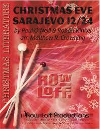 row loff productions christmas eve sarajevo 12 24