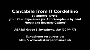 Missing Someone Meme - cantabile from il cordellino from first repertoire for alto