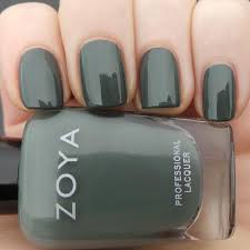 this is zoya nail polish in evvie and we are just a tad obsessed