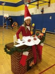 Halloween Illusion Costumes Snowflake Elf Shelf Costume Tea Cup