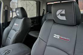 2010 dodge ram seat covers 25th dodge cummins anniversary package dodge diesel diesel