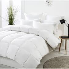 Duck Feather And Down Duvet Reviews Dreamaker White Duck Feather Quilt U0026 Reviews Temple U0026 Webster