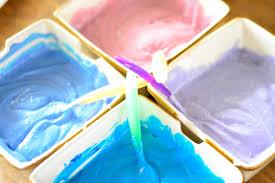 rainbow ombre cake tutorial cakecentral com