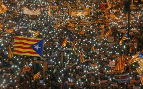 What Is A Flag Lot Catalans Can U0027t Agree On What Independence Means The Atlantic