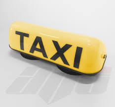 Taxi Light 14 Illuminated 12v Taxi Roof Top Light Yellow Yellow 14 Taxi