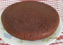 simply delicious eggless chocolate cake using milk powder