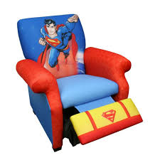 Youth Recliner Chairs Amazon Com Newco Kids Recliner Superman Baby