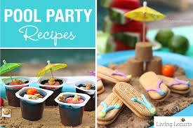 Pool Party Ideas Pool Party Recipes Flip Flop Cookies Fun Kid Party Food Youtube