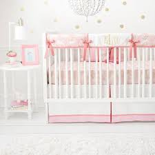 Nursery Bedding Set Unicorn Crib Bedding Unicorn In Pink Crib Baby Bedding Set