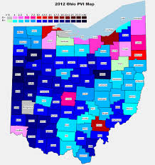 Port Clinton Ohio Map by 2012 National And State Pvi Bellwether Counties For All 50 States