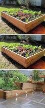 Making A Vegetable Garden Box by 3 Tier Waterfall Raised Bed Raised Flower Beds Raising And Flower
