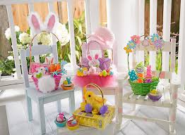ideas for easter baskets easter basket and party ideas party city