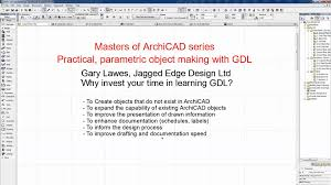 Part Time Job Objective Resume Masters Of Archicad Training Gdl Online Course Intro Youtube
