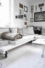canapé avec palette decoration faire des meubles avec des palettes banquette canape