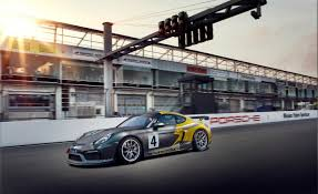 cayman porsche gt4 porsche announces cayman gt4 clubsport mr u2013 news u2013 car and driver