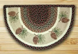 rugs pinecone