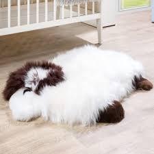 tappeti di pelliccia pelliccia agnello australiana naturale vera pelle di pecora in
