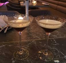chocolate caramel martini jazzgir new restaurant cocktails mediterranean food jazz