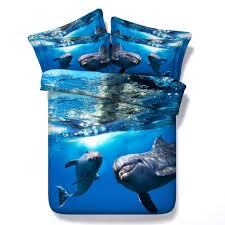 Blue Bed Set Ocean Blue Comforter Promotion Shop For Promotional Ocean Blue