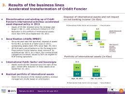 credit foncier si e social groupe bpce results q4 13