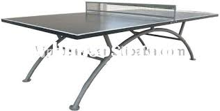 ping pong table price weatherproof ping pong table awesome tables city parks intended for