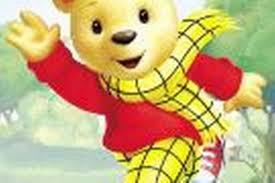 rupert bear return tv manchester evening