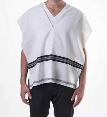 talit katan buy tallit katan wool with black stripes v neck tzitzit israel