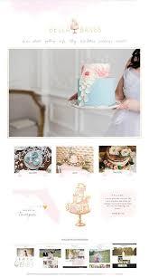 wedding cake websites best 25 bakery website ideas on food web design food