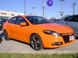 orange dodge dart 2013 2013 dodge dart rallye they are some colors flickr