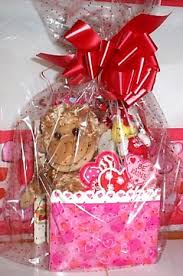 valentines baskets valentines day plush monkey business gift basket