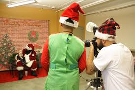 who says santa claus has to be white kuow news and information