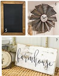 farmhouse decor farmhouse decor deals under 50 better after