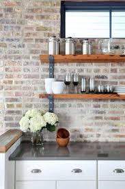 kitchen brick backsplash gray brick backsplash brick tile white brick furniture grey by white