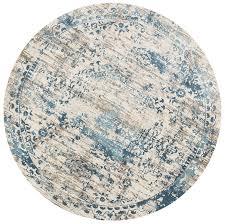 Porcelain Blue Rug Loloi Kingston Kt05 Ivory Blue Rug Transitional Home Brands Usa